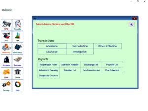 Hospital Managment IPD
